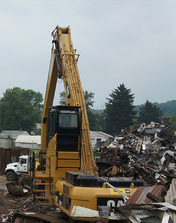 Multi-State-Scrap-Material-Management-Services