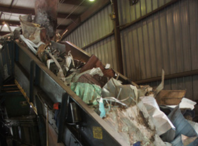 Recycled Iron Metal Aluminium Material Sorting