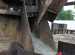 Shearing Cutting Muskingum Iron Metal Recycling