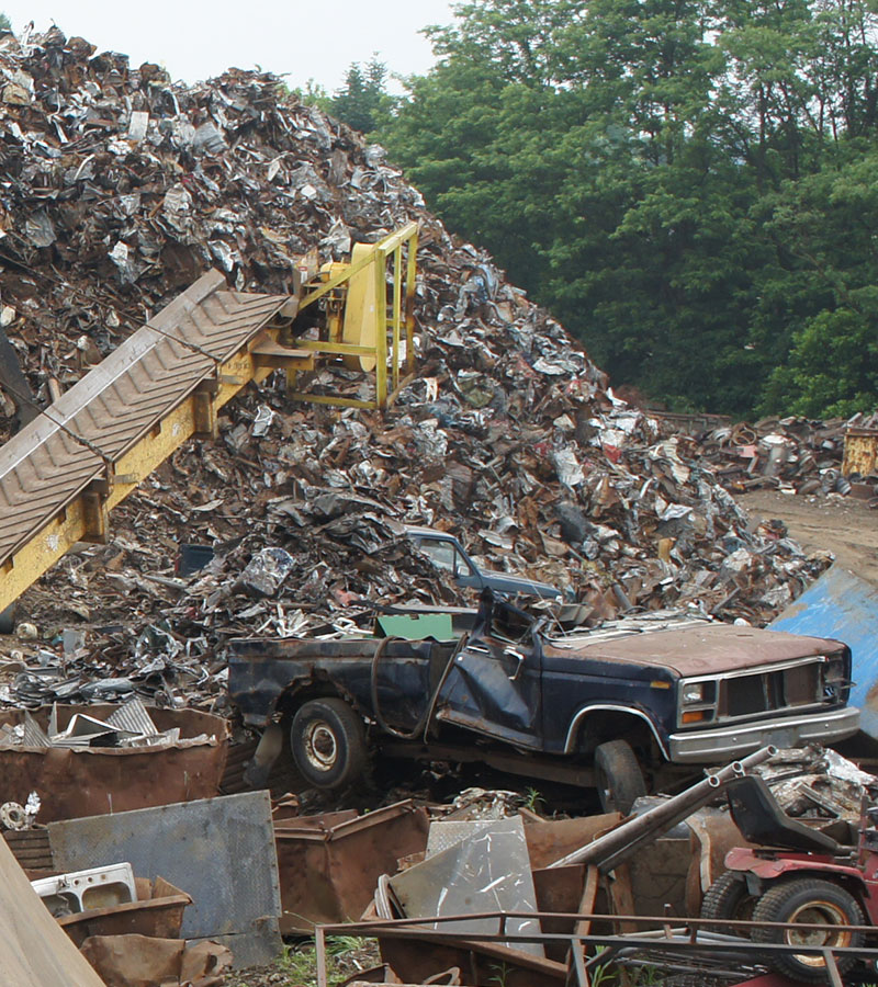 Vehicle Recycling - Cars, Trucks, Pickups - Columbus, Cambridge ...